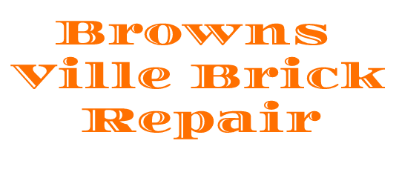 Browns Ville Brick Repair